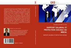 Bookcover of RAPPORT SALARIAL ET PROTECTION SOCIALE AU BRESIL