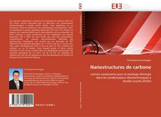 Nanostructures de carbone kitap kapağı
