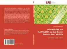 Portada del libro de Vulnérabilité aux IST/VIH/SIDA au Sud-Bénin: Etat des lieux et défis