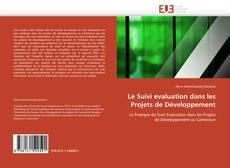 Capa do livro de Le Suivi evaluation dans les Projets de Développement