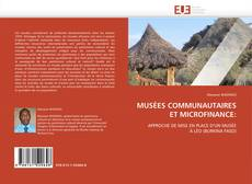Bookcover of MUSÉES COMMUNAUTAIRES ET MICROFINANCE: