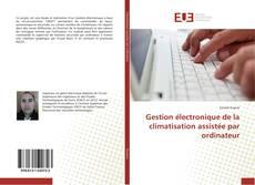 Buchcover von Gestion électronique de la climatisation assistée par ordinateur