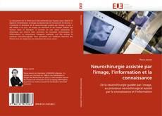 Buchcover von Neurochirurgie assistée par l''image, l''information et la connaissance