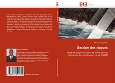Bookcover of Gestion des risques