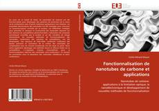 Couverture de Fonctionnalisation de nanotubes de carbone et applications