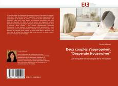 "Bookcover of Deux couples s''approprient ""Desperate Housewives"""