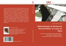 Buchcover von Méthodologie de Recherche Documentaire: un cours en ligne