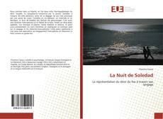 Capa do livro de La Nuit de Soledad