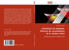 Couverture de STRATÉGIE DE MARQUE: Élément de consolidation de la relation client