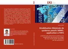 Capa do livro de Modélisation Bilatérale de systèmes passifs MIMO, application à l'HPA