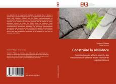 Construire la résilience kitap kapağı