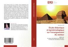 Bookcover of Étude didactique  et épistémologique  sur l'enseignement  du vecteur