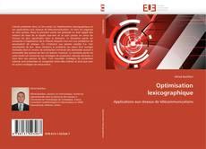 Borítókép a  Optimisation lexicographique - hoz