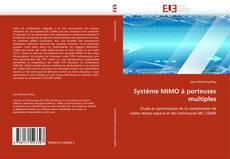 Capa do livro de Système MIMO à porteuses multiples