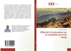 Capa do livro de Effet de la fracturation sur la rentabilité de tir de mines