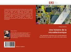 Couverture de Une histoire de la microélectronique