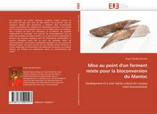 Copertina di Mise au point d'un ferment mixte pour la bioconversion du Manioc