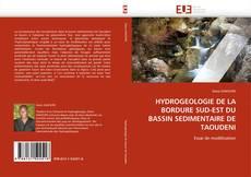 Bookcover of HYDROGEOLOGIE DE LA BORDURE SUD-EST DU BASSIN SEDIMENTAIRE DE TAOUDENI