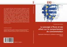Portada del libro de Le passage à l''Euro et ses effets sur le comportement du consommateur