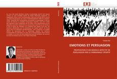 Bookcover of EMOTIONS ET PERSUASION