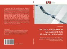 Portada del libro de ISO 27001, un Système de Management de la Sécurité de l'information