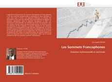 Обложка Les Sommets Francophones