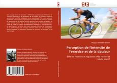 Couverture de Perception de l''intensité de l''exercice et de la douleur