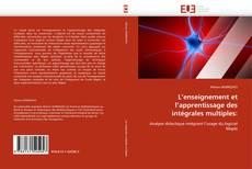 Copertina di L''enseignement et l''apprentissage des intégrales multiples: