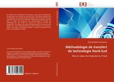 Buchcover von Méthodologie de transfert de technologie Nord-Sud
