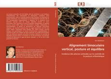 Buchcover von Alignement binoculaire vertical, posture et équilibre