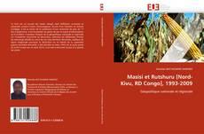 Bookcover of Masisi et Rutshuru [Nord-Kivu, RD Congo], 1993-2009