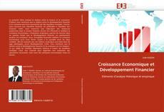 Bookcover of Croissance Economique et Développement Financier