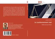 Bookcover of Le cautionnement réel