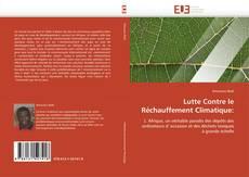 Buchcover von Lutte Contre le Réchauffement Climatique: