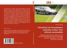 Buchcover von Simulation de l''écoulement turbulent autour d''un véhicule automobile