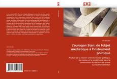 Capa do livro de L''ouragan Stan: de l''objet médiatique à l''instrument politique