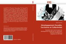 Обложка Développement Durable, Territoires et Collectivités
