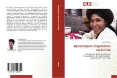Buchcover von Dynamiques migratoires en Bolivie