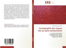 Bookcover of Cartographie des risques liés au cycle ventes/clients