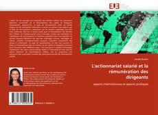 Capa do livro de L'actionnariat salarié et la rémunération des dirigeants