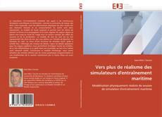 Capa do livro de Vers plus de réalisme des simulateurs d'entraînement maritime
