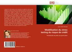 Copertina di Modélisation du stress testing du risque de crédit