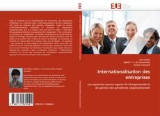 Couverture de Internationalisation des entreprises