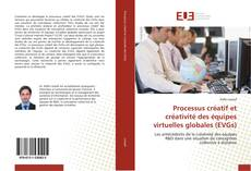 Buchcover von Processus créatif et créativité des équipes virtuelles globales (EVGs)