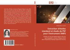 Bookcover of Extraction d'étoiles standard et étude de PSF pour l'instrument SNIFS