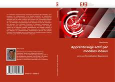 Bookcover of Apprentissage actif par modèles locaux