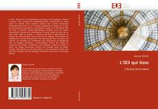 Bookcover of L''Œil qui tisse