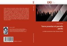 Buchcover von Terre promise et paradis perdu