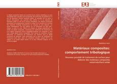 Bookcover of Matériaux composites: comportement tribologique