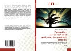 Borítókép a  Préparation, caractérisation et application des matériaux carbonés - hoz
